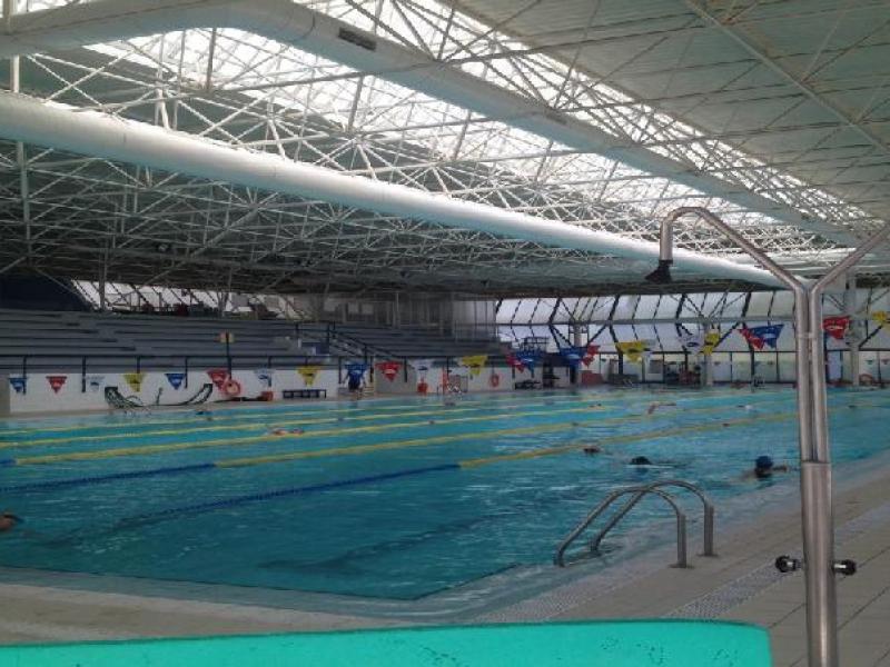Impermeabilización  Cubierta de la piscina de la Universidad Politécnica de Valencia